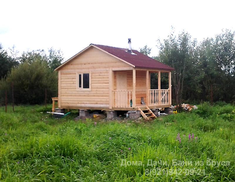 Стоимость фундамента для дома 10х10 в Люберцах